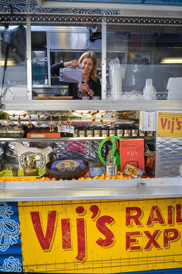Vij's Food Truck