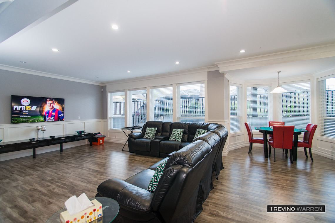 Surrey Real Estate Photographer Trevino Warren